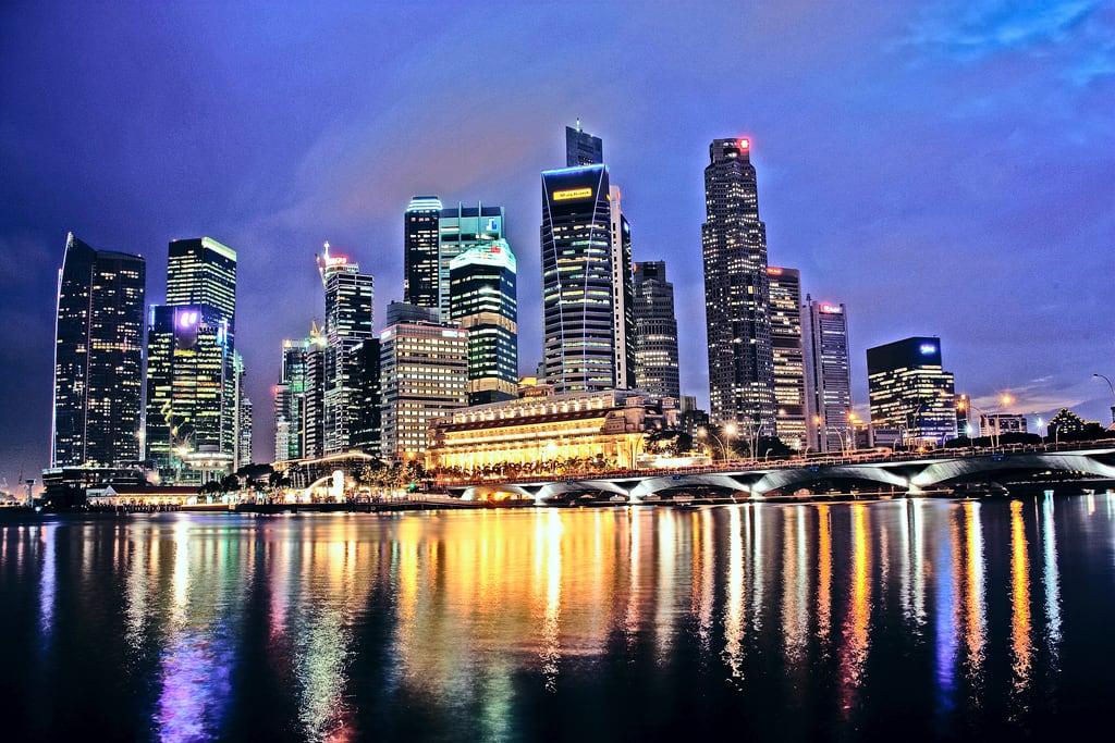 New bitcoin ATM launched in Singapore's Citylink Mall