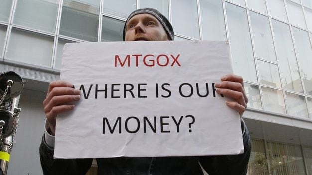 Mt Gox Willy bot report suspended from WordPress