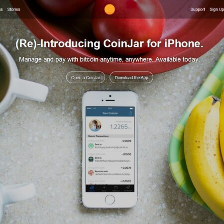 CoinJar returns to the Apple App Store