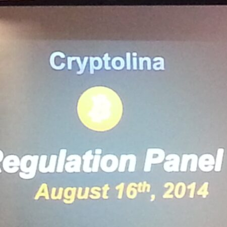 Cryptolina Regulatory Discussion Overview, Featuring Edmund Moy