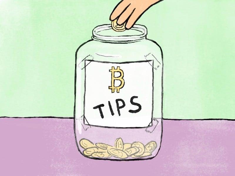 Bitcoin Tips