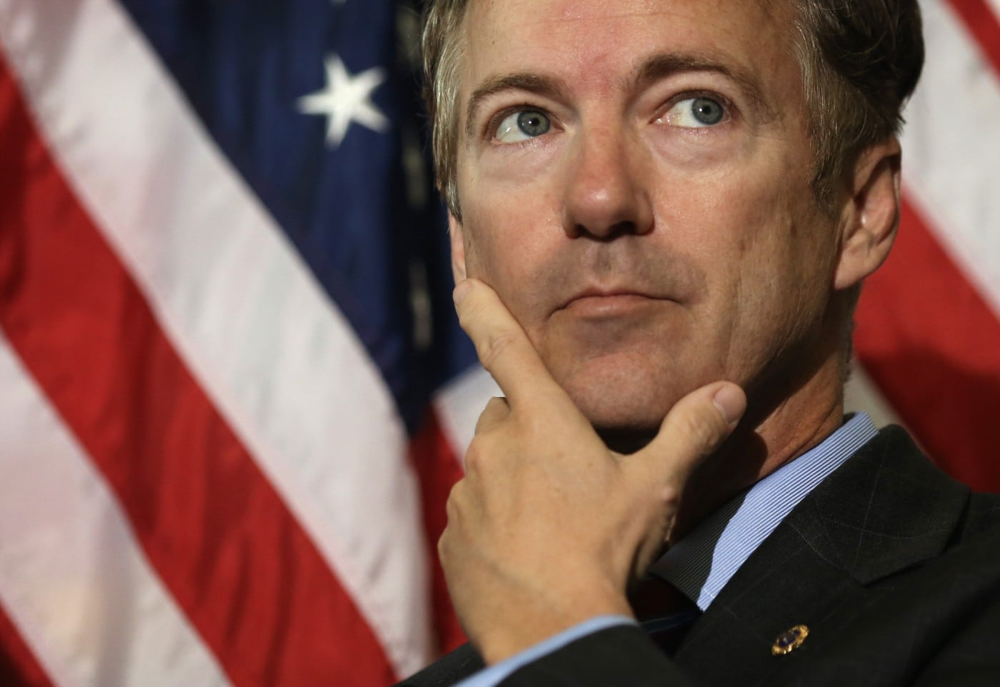 Rand Paul Attends Bitcoin Event in New York