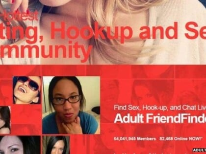 AdultFriendFinder Database on Sale for Bitcoins