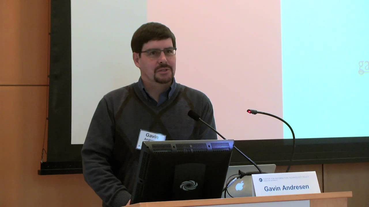 MIT Technology Review Interviews Gavin Andresen