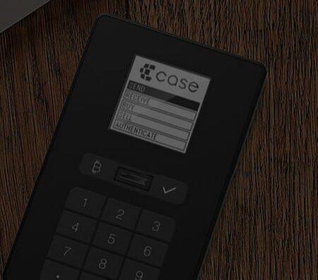 Case: The New Hardware Wallet at Disrupt NY