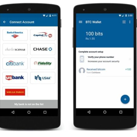 Coinbase Issues Major Android and iOS App Updates