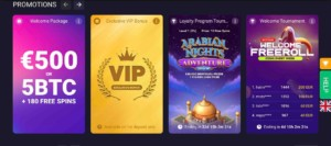 Bitstarz Casino Promotions