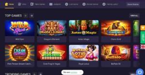 Games at Bitstarz Casino