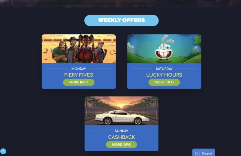 Get Your Welcome Bonus at Wild Tornado Casino