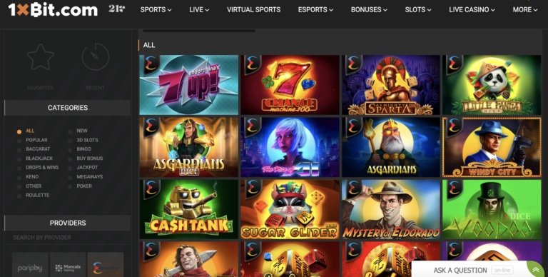 Honest 1xBit Online Casino Review