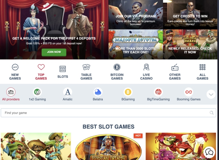 Join Syndicate Casino for Top Games and More