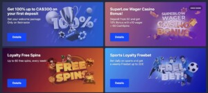 BetMaster Promotions and Bonuses