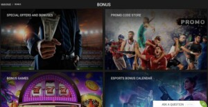 BetandYou Casino Bonuses