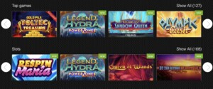 Online Casino Games at SlotsHeaven