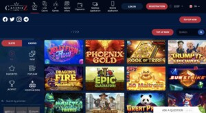 Play the Best Casino Games at Casino Z