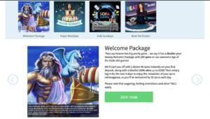 SlotsHeaven Bonuses and VIP Scheme