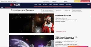 Betsofa Casino Promotions