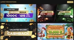 Big Promotions at GoldenLine Casino