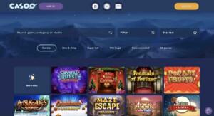 Casoo Casino Games