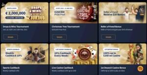 Jet10 Casino Promotions