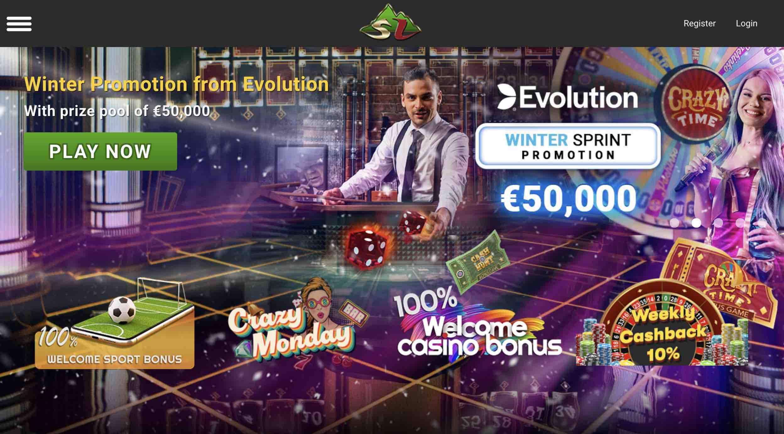 Live Casino Shangri La Live Casino