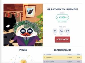 Mr Bet Slot Tournaments