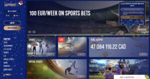 Bet and Win Big with Sapphire Bet