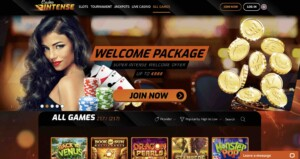 Casino Intense Online Games for Real Money