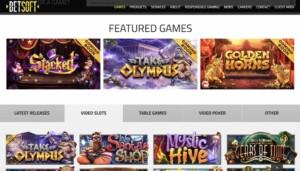 Discover Top Betsoft Casinos