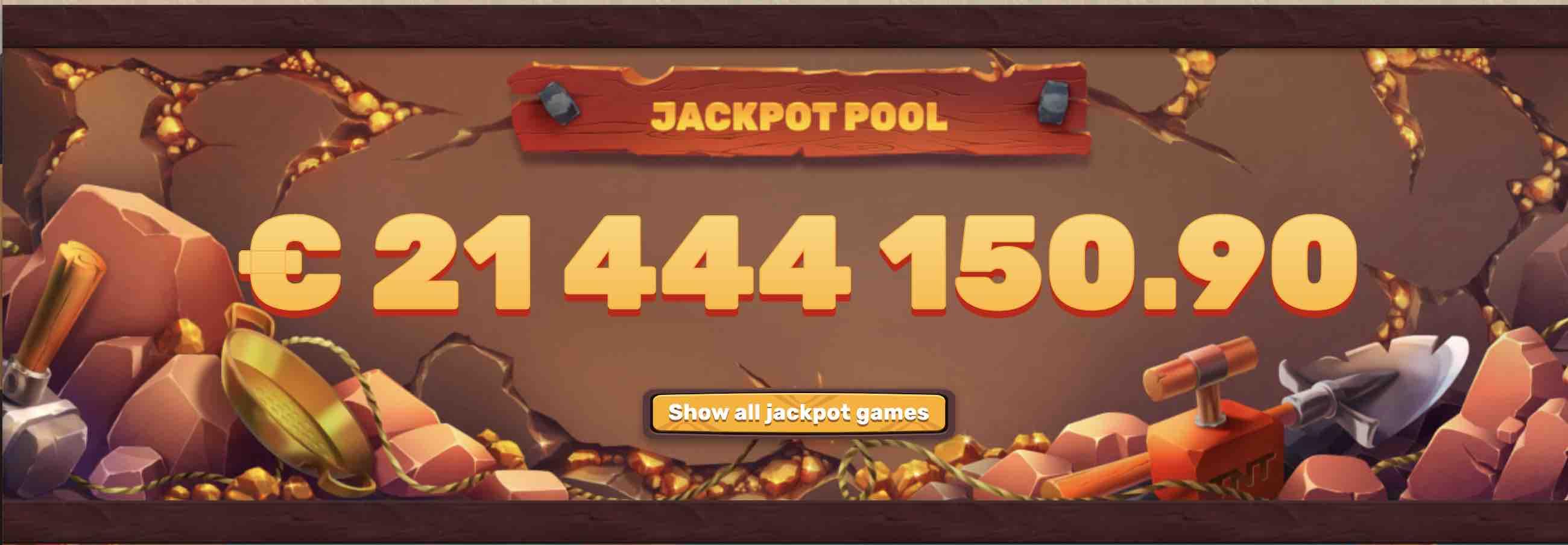 Jackpots at 5Gringos Casino