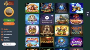 montecryptos casino slots and table games