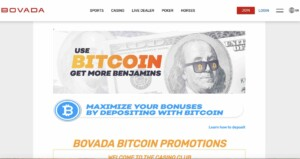 Bovada Casino Review Payments Info