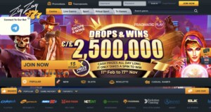 Win Big at Zig Zag 777 Casino