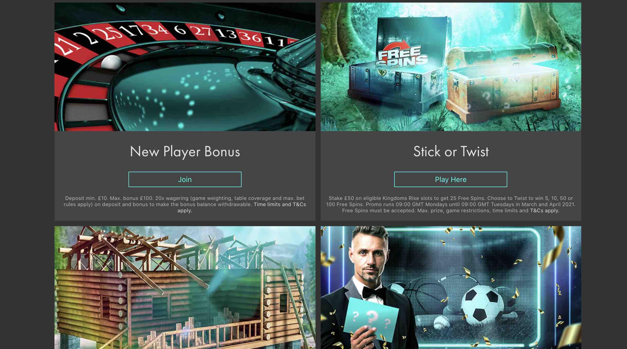 bet365 Casino Games