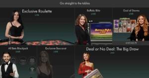 bet365 Casino Live