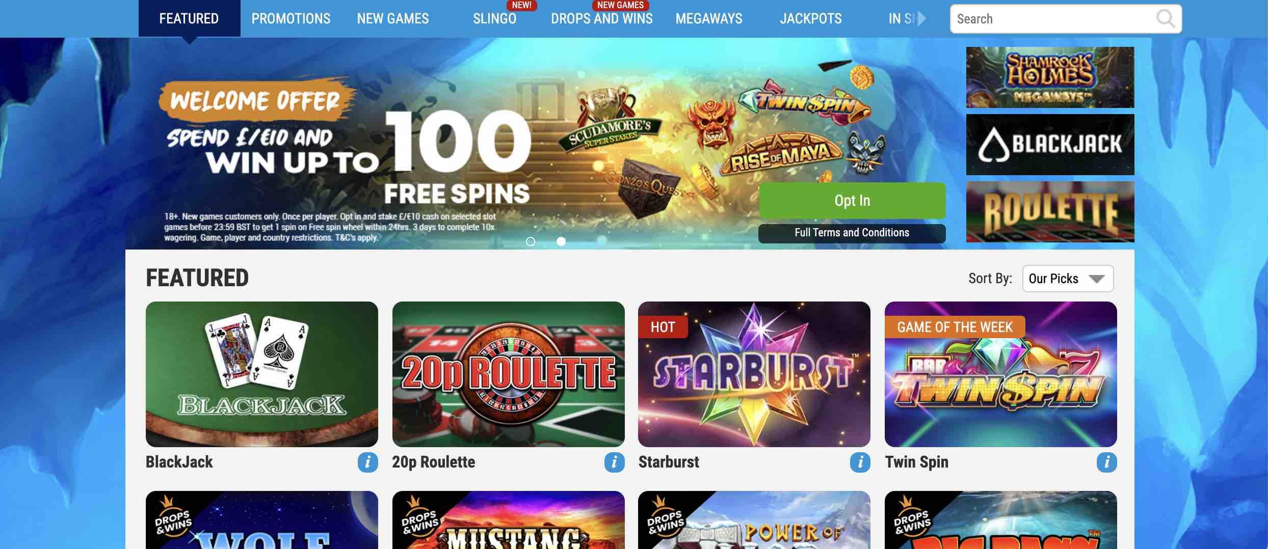 Bonuses at BoyleSports Casino