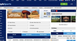 BoyleSports Casino and Sports