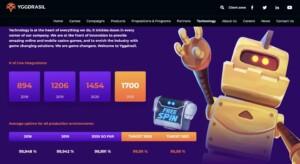 Discover Top Yggdrasil Gaming Casinos