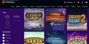 Play the Best Yggdrasil Gaming Slots