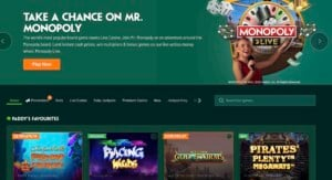 Review of Paddy Power Casino