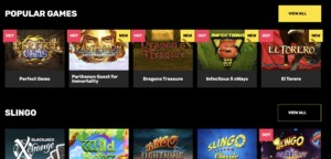 Best Games Hyper Casino