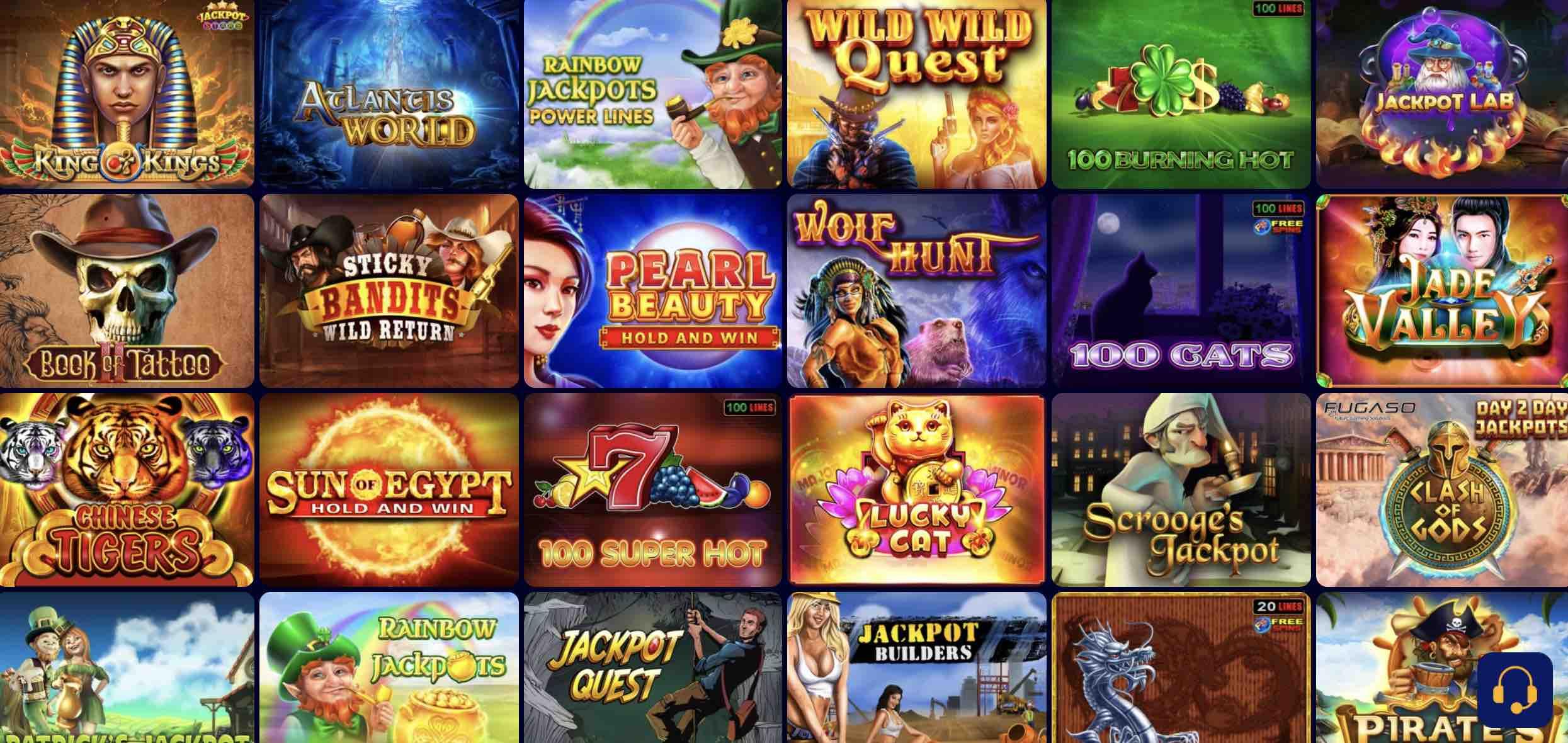 Play Savarona Casino Slots