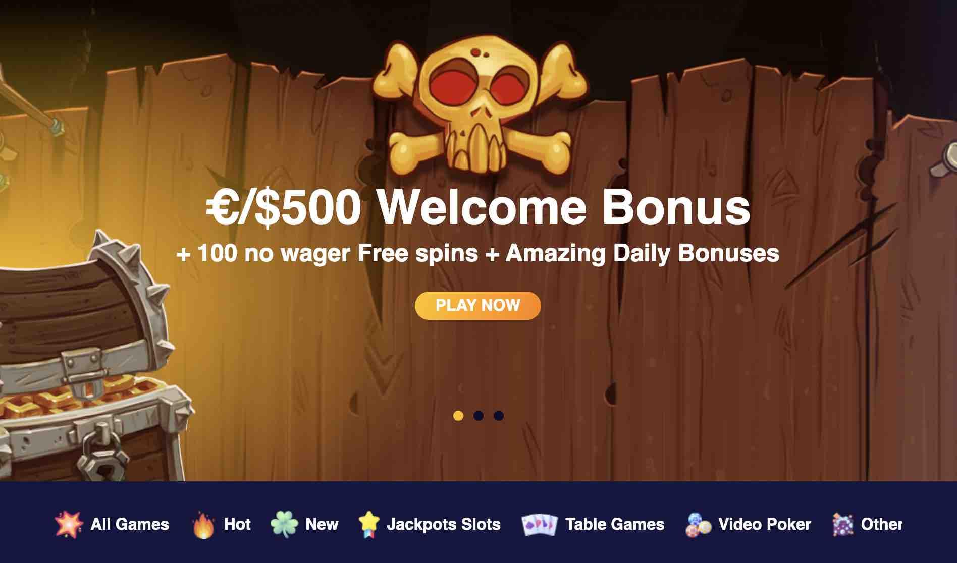 Pokes2Go Casino Bonuses