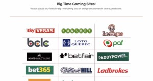 The Best Big Time Gaming Sites