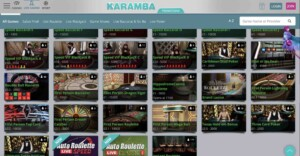The Best Karamba Casino Slots