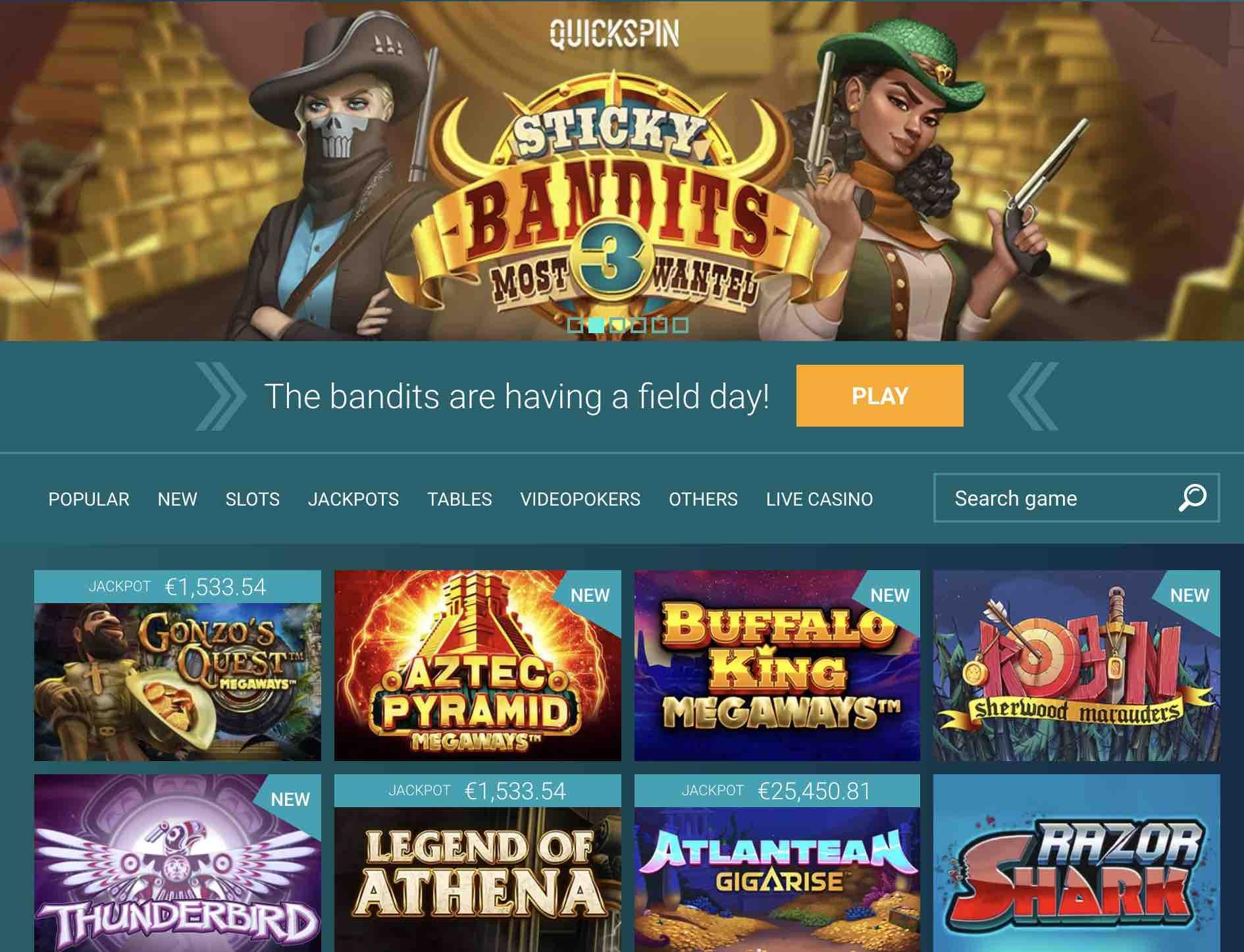 top slots at APlay Casino