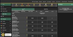 Betfinal Casino and Sportsbook