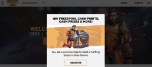 Gioo Casino Bonuses and Games