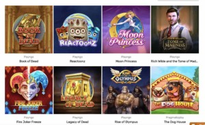 Gioo Casino Games