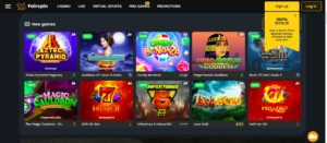 FairSpin Casino Games